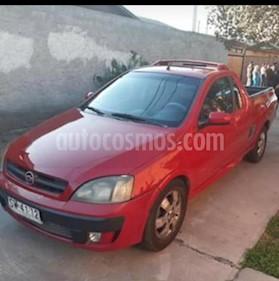 Chevrolet Montana  1.8 Sport  usado (2007) color Rojo precio $1.800.000