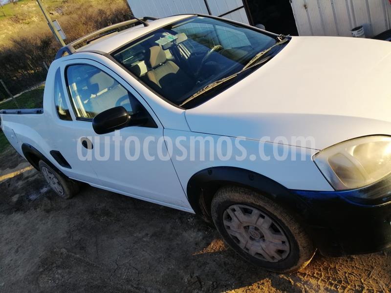 Chevrolet Montana  1.8  usado (2011) color Blanco precio $3.500.000