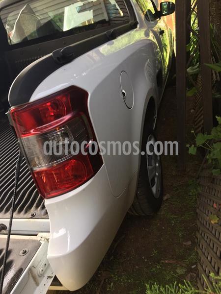 Chevrolet Montana  1.8L LS Comfort usado (2018) color Blanco precio $7.800.000