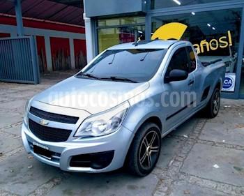 Foto venta Auto usado Chevrolet Montana LS Ac Dir (2012) color Gris Claro precio $255.000