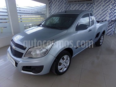 Foto venta Auto usado Chevrolet Montana LS Base (2012) color Gris Plata  precio $180.000