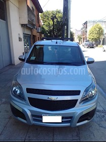 Foto venta Auto usado Chevrolet Montana LS Pack (2013) color Gris precio $280.000