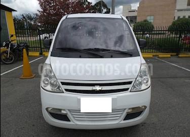 Chevrolet N200  Pasajeros usado (2012) color Blanco precio $17.999.998