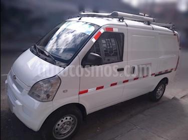 Chevrolet N300 Cargo 1.2L  usado (2015) color Blanco precio $28.000.000