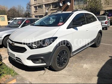 Chevrolet Onix Activ 1.4L Activ usado (2019) color Blanco precio $7.300.000