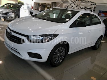 Chevrolet Onix Joy Plus Black nuevo color Blanco Summit precio $630.000