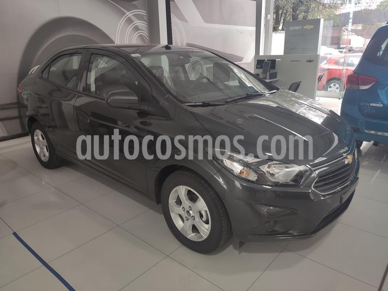 Chevrolet Onix Joy Plus Black Edition usado (2020) color Gris precio $998.900