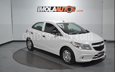 Chevrolet Onix Joy LS + usado (2018) color Blanco Summit precio $640.000