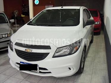 Chevrolet Onix Joy - usado (2019) color Blanco precio $539.900