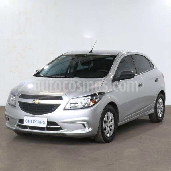 Chevrolet Onix Joy LS usado (2019) color Plata precio $1.065.000