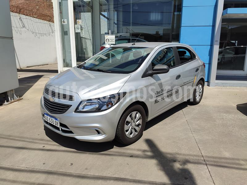 Chevrolet Onix Joy LS usado (2019) color Blanco Summit precio $790.000