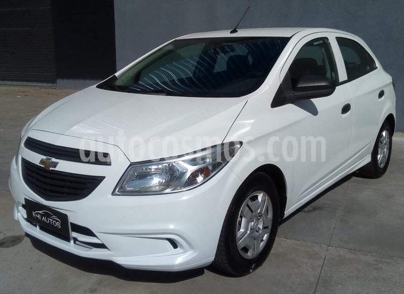 Chevrolet Onix Joy LS usado (2017) color Blanco precio $640.000