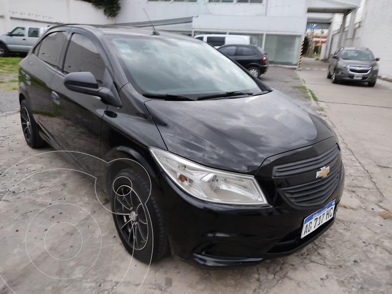 Foto Chevrolet Onix Joy LS + usado (2017) color Negro precio $979.000