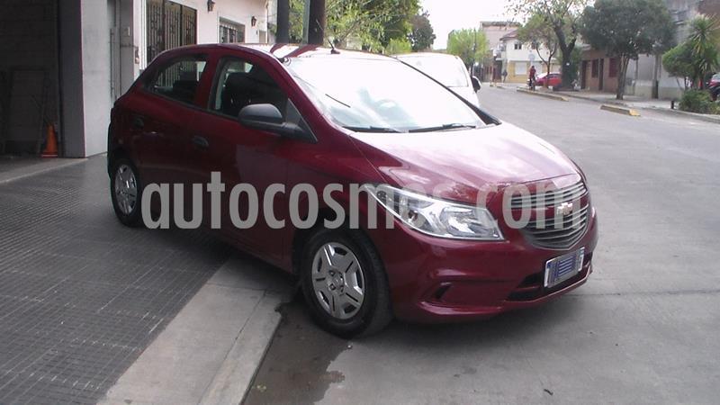 Chevrolet Onix Joy LS + nuevo color Rojo precio $799.900