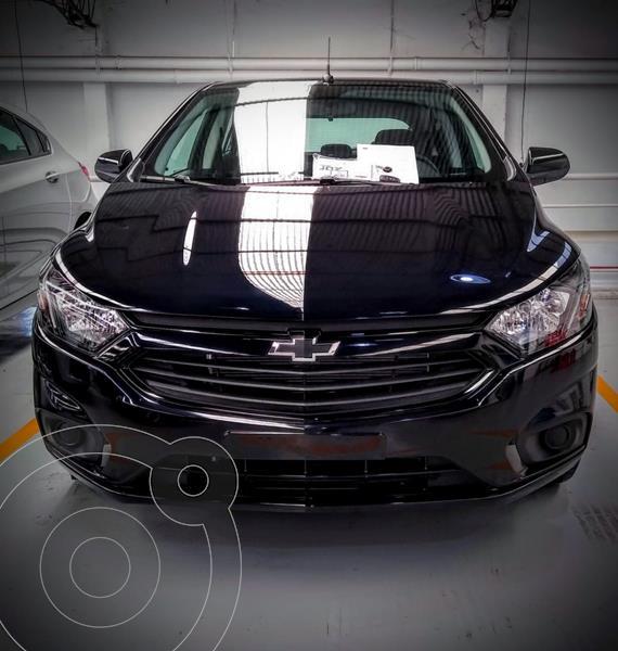 Foto Chevrolet Onix Joy Black nuevo color Azul Oscuro financiado en cuotas(anticipo $358.000 cuotas desde $13.900)
