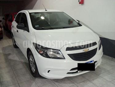 Chevrolet Onix Joy Joy Ls usado (2019) color Blanco precio $648.000