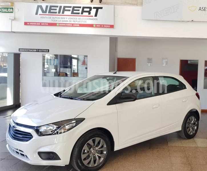 Chevrolet Onix Joy LS + nuevo color Blanco precio $1.100.000