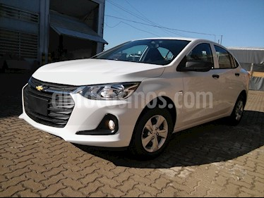 Chevrolet Onix Plus 1.2 nuevo color Blanco precio $930.000
