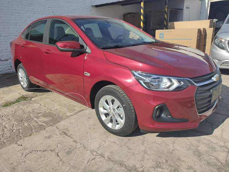 Foto Chevrolet Onix Plus 1.0 LTZ Aut nuevo color Rojo precio $2.133.900