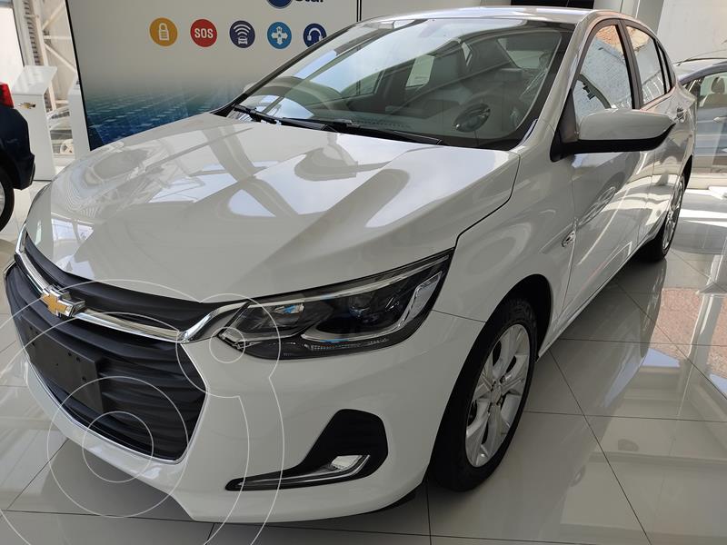 Foto OfertaChevrolet Onix Plus 1.0T Premier Aut nuevo color Blanco precio $2.299.000