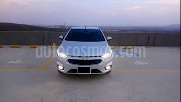 Chevrolet Onix Sedan 1.4 LTZ usado (2019) color Plata precio $42.400.000