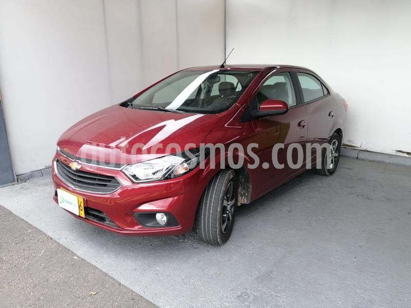 foto Chevrolet Onix Sedán 1.4 LTZ usado (2019) color Rojo precio $40.990.000