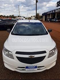 Foto venta Auto usado Chevrolet Onix - (2015) color Blanco precio $360.000