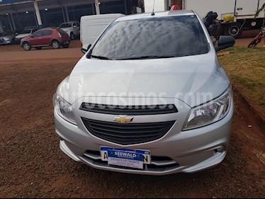 Foto venta Auto Usado Chevrolet Onix - (2016) color Gris precio $340.000