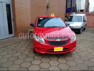 Foto venta Auto usado Chevrolet Onix - (2014) color Rojo precio $330.000