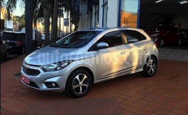 Foto venta Auto usado Chevrolet Onix - (2016) color Gris precio $420.000