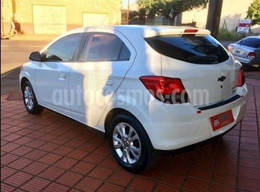 Foto venta Auto usado Chevrolet Onix - (2013) color Blanco precio $398.000