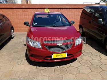 Foto venta Auto Usado Chevrolet Onix - (2018) color Bordo precio $370.000