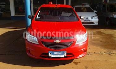 Foto venta Auto usado Chevrolet Onix - (2016) color Rojo precio $390.000