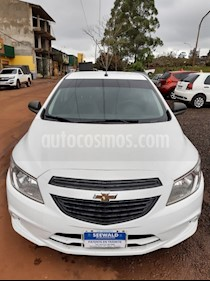 Foto venta Auto usado Chevrolet Onix - (2015) color Blanco precio $480.000