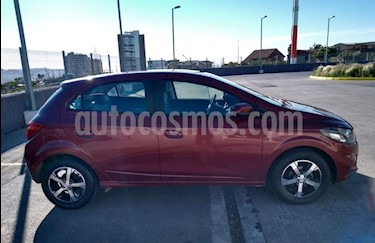 Chevrolet Onix 1.4L LTZ usado (2017) color Rojo precio $6.650.000