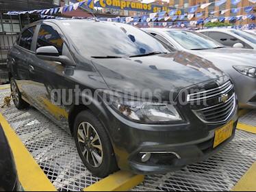 Foto Chevrolet Onix 1.4L usado (2016) color Gris Oscuro precio $34.900.000