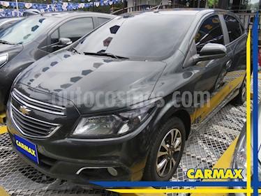 Chevrolet Onix 1.4L usado (2016) color Gris Oscuro precio $34.900.000