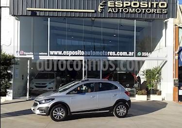 Foto venta Auto usado Chevrolet Onix Activ (2017) color Gris Claro precio $495.000