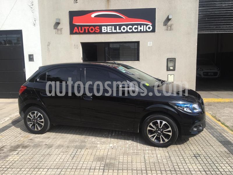 Chevrolet Onix LTZ usado (2013) color Negro precio $780.000