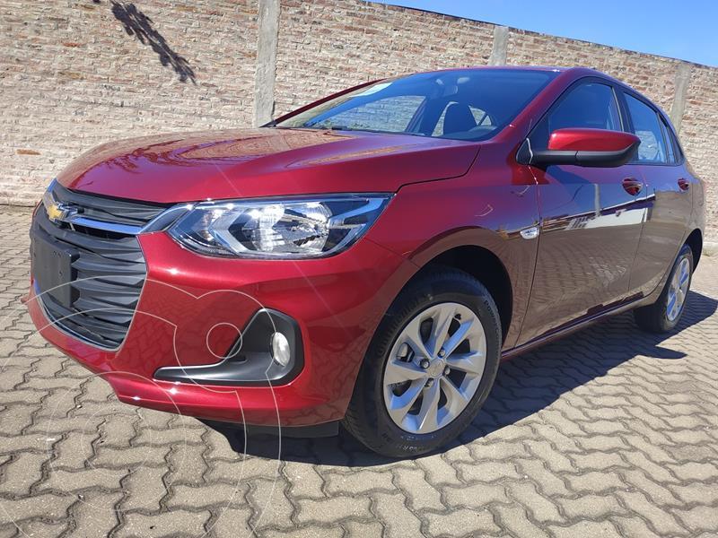 Foto Chevrolet Onix 1.0 LTZ nuevo color Rojo precio $2.000.000
