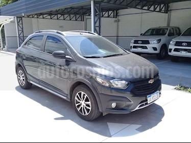 Chevrolet Onix Activ usado (2017) color Gris Claro precio $650.000
