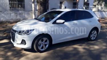 Chevrolet Onix 1.0T Premier I usado (2020) color Blanco Summit precio $1.380.000