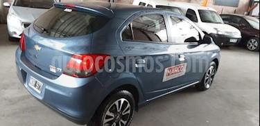 Chevrolet Onix LTZ usado (2014) color Azul precio $460.000