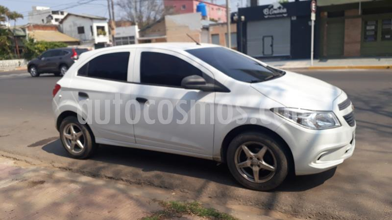 Chevrolet Onix LT usado (2016) color Blanco Summit precio $730.000