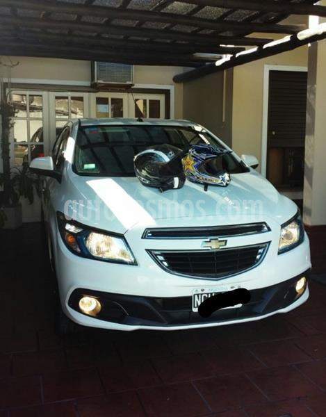 Chevrolet Onix LTZ usado (2013) color Blanco precio $650.000