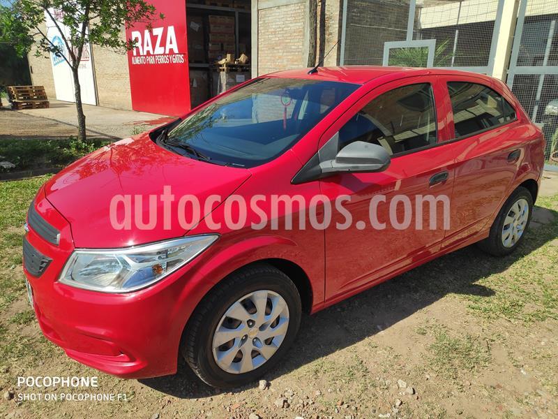 Chevrolet Onix 1.2 LT usado (2015) color Rojo precio $830.000