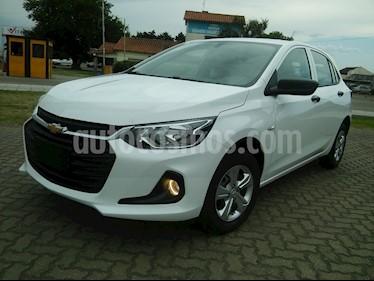 Chevrolet Onix 1.2 nuevo color Blanco Summit precio $770.000