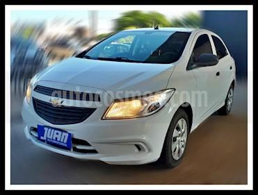 Chevrolet Onix 1.2 LT usado (2015) color Blanco precio $510.000