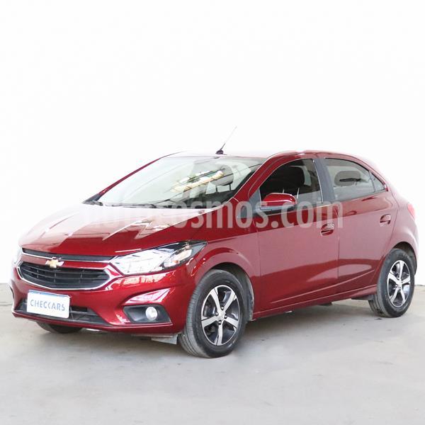 Chevrolet Onix LTZ usado (2018) color Rojo precio $1.132.000