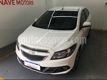 Chevrolet Onix LTZ usado (2016) color Blanco precio $560.000